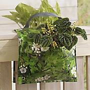 Saddle Flower Pot Bag