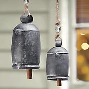 set of 2 garden bells