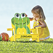 child s personalized adirondack chair