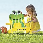 child s personalized adirondack chair