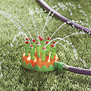 sunny patch grub sprouts sprinkler by melissa doug
