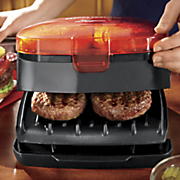 5-Minute Burger Grill & Bun Warmer by George Foreman