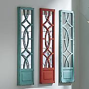 Mirrored Wall Panel