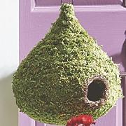 SuperMoss Raindrop Birdhouse