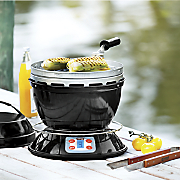 cook air wood fired portable grill