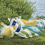 tropical pillow