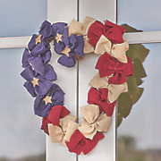 patriotic wreath 1
