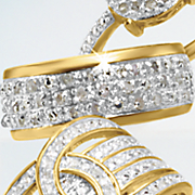 diamond interlock band