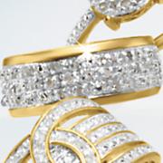 diamond interlock band
