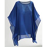 blue sun goddess shirt