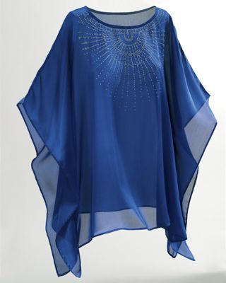 Blue Sun Goddess Shirt