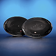 60 watt terminator series car stereo speakers by mtx