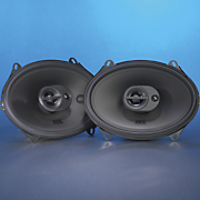 55-Watt Terminator Series Car Stereo Speakers by MTX