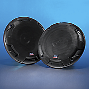 mtx 45 watt terminator series car stereo speakers