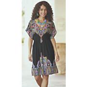 Kaleidoscope Caftan Dress