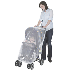 stroller carrier netting