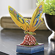 Jim Shore Mini Butterfly Figurine