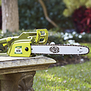electric 18 chainsaw by sunjoe
