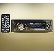 boss bluetooth enabled am fm in dash receiver