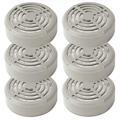BugBand Insect Repeller Refills 6 Pack