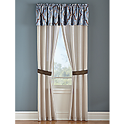 Chique Blue Window Treatments