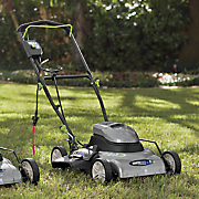 18 corded electric mower