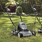 17 cordless electric mower