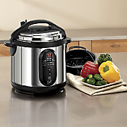 6 qt  electric pressure cooker by emeril and t fal