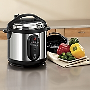 6-Qt. Electric Pressure Cooker by Emeril and T-Fal