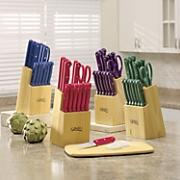 14-Piece Essentials Cutlery Set by Ginsu
