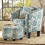 crestview accent chair ottoman 2015