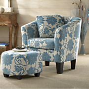 crestview accent chair ottoman 2015