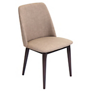 set of 2 tacoma dining chairs