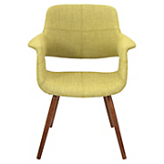 Vintage Flair Accent Chair