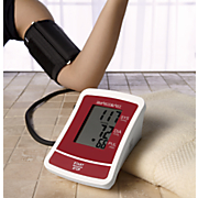blood pressure arm monitor