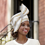 lacy hat