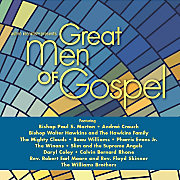 Great Men of Gospel CD