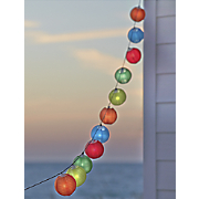 chinese lantern solar light string