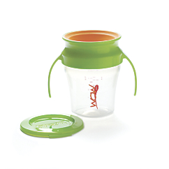 wow baby training cup