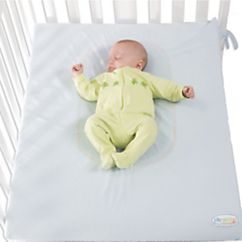 breathable fitted sheet for lifenest crib mattress topper