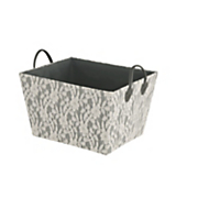 large bristol lace basket