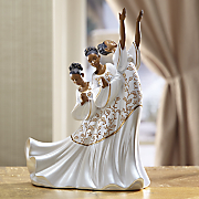 Giving Praise Figurine