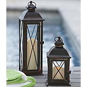 led patio lanterns