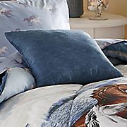 coastal run decorative pillow