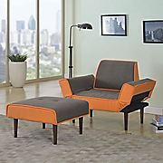 Adjustable Chair and Ottoman