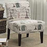 traveler s accent chair