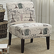 Traveler's Accent Chair