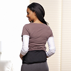 boppy back therapy band with therapearls