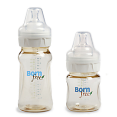 born free classic baby bottles 2 pack