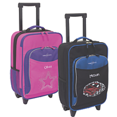 Personalized Kids Rolling Luggage